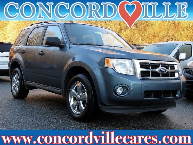 Used 2011 Ford Escape XLT SUV Near Drexel Hill