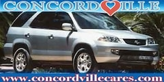 Used 2002 Acura MDX Touring Pkg SUV N181111A in Glen Mills, PA