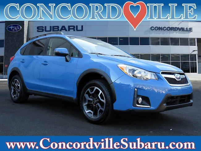 Used 2017 Subaru Crosstrek Limited SUV in Glen Mills, PA