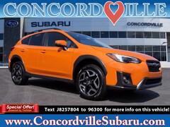 Certified 2018 Subaru Crosstrek Limited SUV for sale in Pike Glen Mills, PA