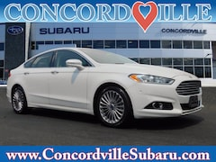 Used 2013 Ford Fusion Titanium Sedan S201273B in Glen Mills, PA