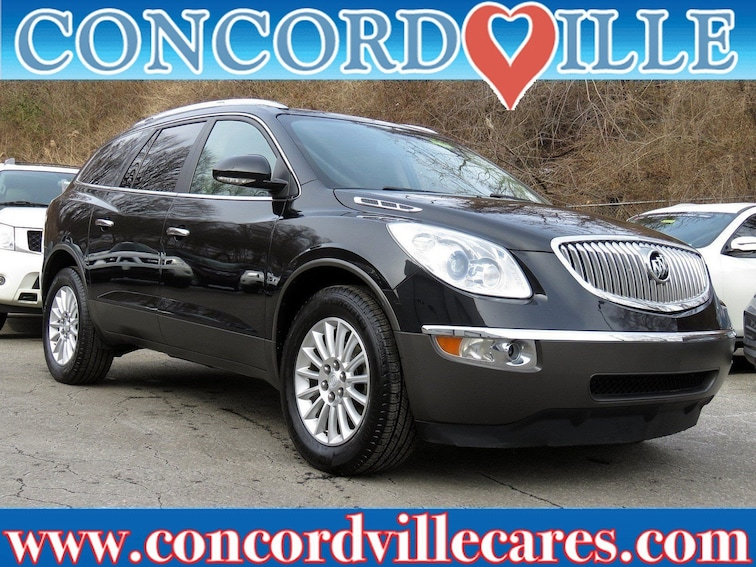 used 2011 buick enclave suv for sale in glen mills, pa | near