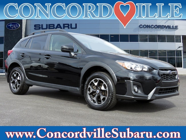 Used 2018 Subaru Crosstrek Premium SUV Glen Mills