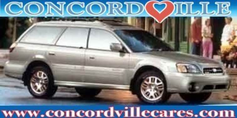 Used 2003 Subaru Outback Outback Wagon in Glen Mills, PA