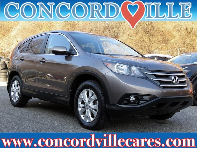 Used 2012 Honda CR-V EX SUV Near Drexel Hill
