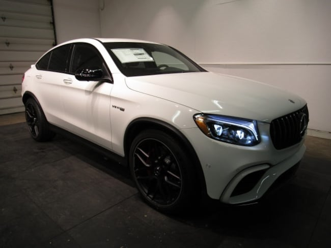 New luxury vehicles 2019 Mercedes-Benz AMG GLC 63 S 4MATIC SUV for sale near you in Milwaukee, WI