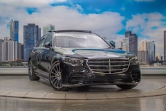 2021 Mercedes-Benz S-Class 4MATIC Sedan