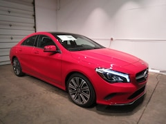 New luxury vehicles 2019 Mercedes-Benz CLA 250 4MATIC Coupe in Milwaukee, WI