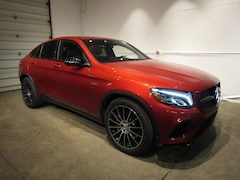 New luxury vehicles 2019 Mercedes-Benz AMG GLC 43 4MATIC Coupe in Milwaukee, WI