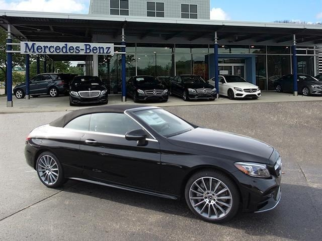 Featured new luxury vehicles 2019 Mercedes-Benz C-Class C 300 4MATIC Cabriolet for sale near you in Milwaukee, WI
