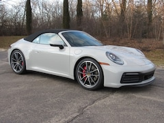 New  2020 Porsche 911 Carrera 4S Cabriolet for sale in Milwaukee, WI