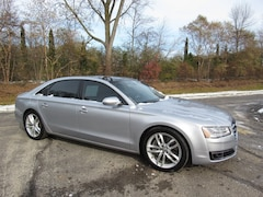Used vehicles 2015 Audi A8 L 3.0T Sedan for sale near you in Milwaukee, WI