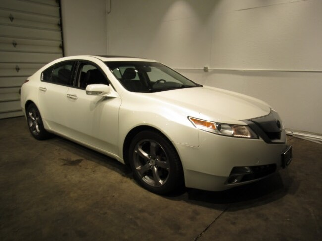 Pre-Owned luxury vehicles 2011 Acura TL SH-AWD Sedan for sale near you in Milwaukee, WI