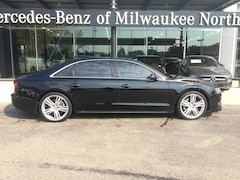 Used vehicles 2016 Audi A8 L 4.0T Sport Sedan for sale near you in Milwaukee, WI