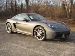 New  2019 Porsche 718 Cayman S Coupe for sale in Milwaukee, WI
