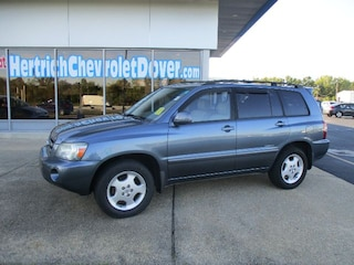 2006 Toyota Highlander Limited V6 w/3rd Row SUV