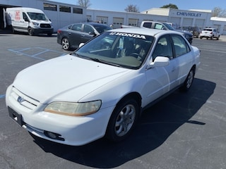 2002 Honda Accord 2.3 LX ULEV w/Side Airbags Sedan