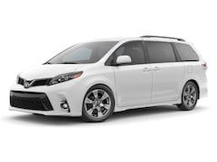 2020 Toyota Sienna Limited 7 Passenger Van