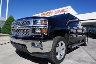 2015 Chevrolet Silverado 1500 LT Truck