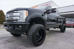 2018 Ford F-350SD Platinum Truck
