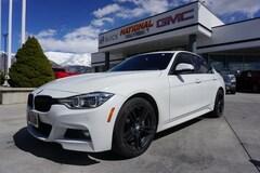 Used 2016 BMW 3 Series 340i xDrive Sedan for sale near Salt Lake City