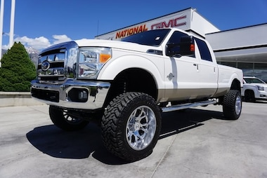 2011 Ford F-350SD Lariat Truck