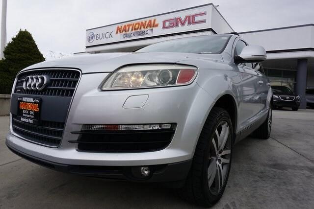 Bargain Vehicles for sale 2007 Audi Q7 3.6 Premium SUV in Murray, UT