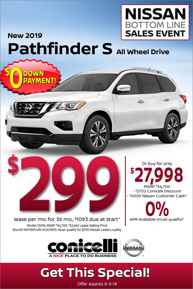 New Nissan Specials in PA | Nissan Dealer near Philadelphia