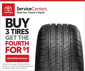 Conicelli Toyota Service Coupons