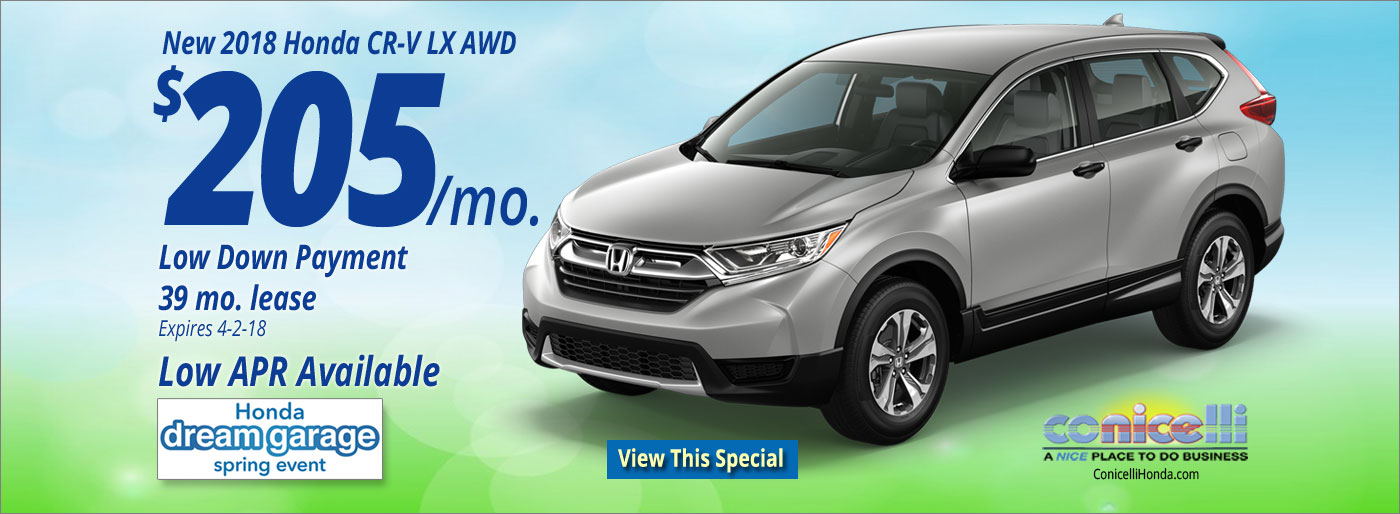 Honda Specials | PA Honda Sales in Southeast Pennsylvania