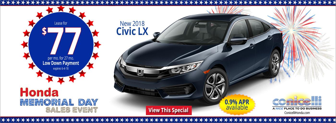 Honda Specials Pa Honda Sales In Southeast Pennsylvania