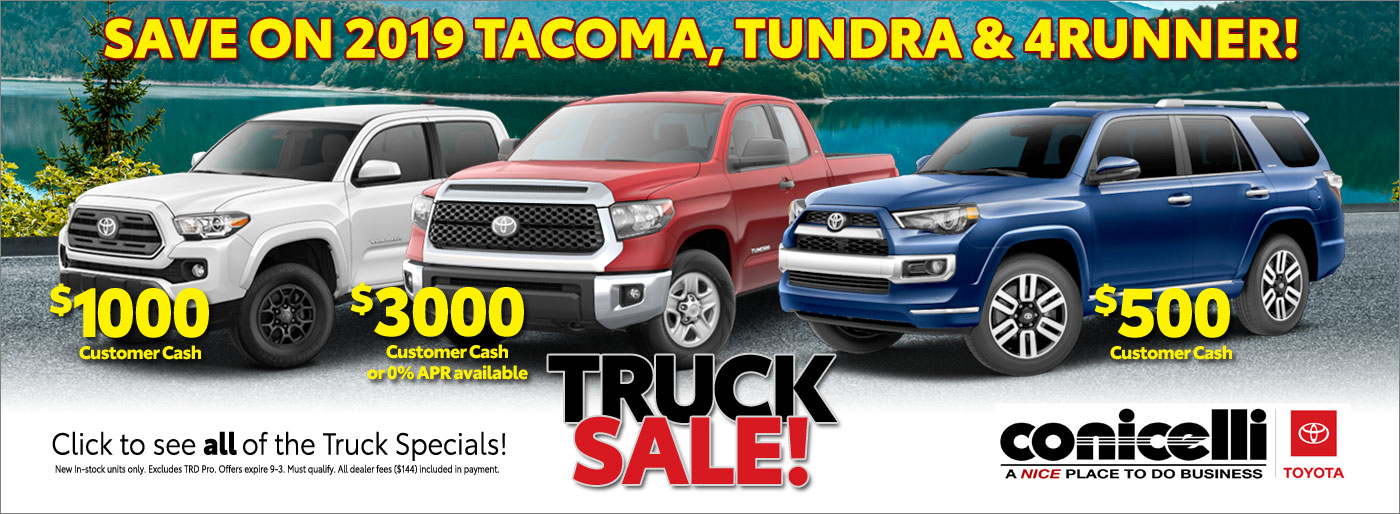 Toyota Dealers In Delaware >> Conicelli Toyota Of Springfield Toyota Dealer In Springfield Pa
