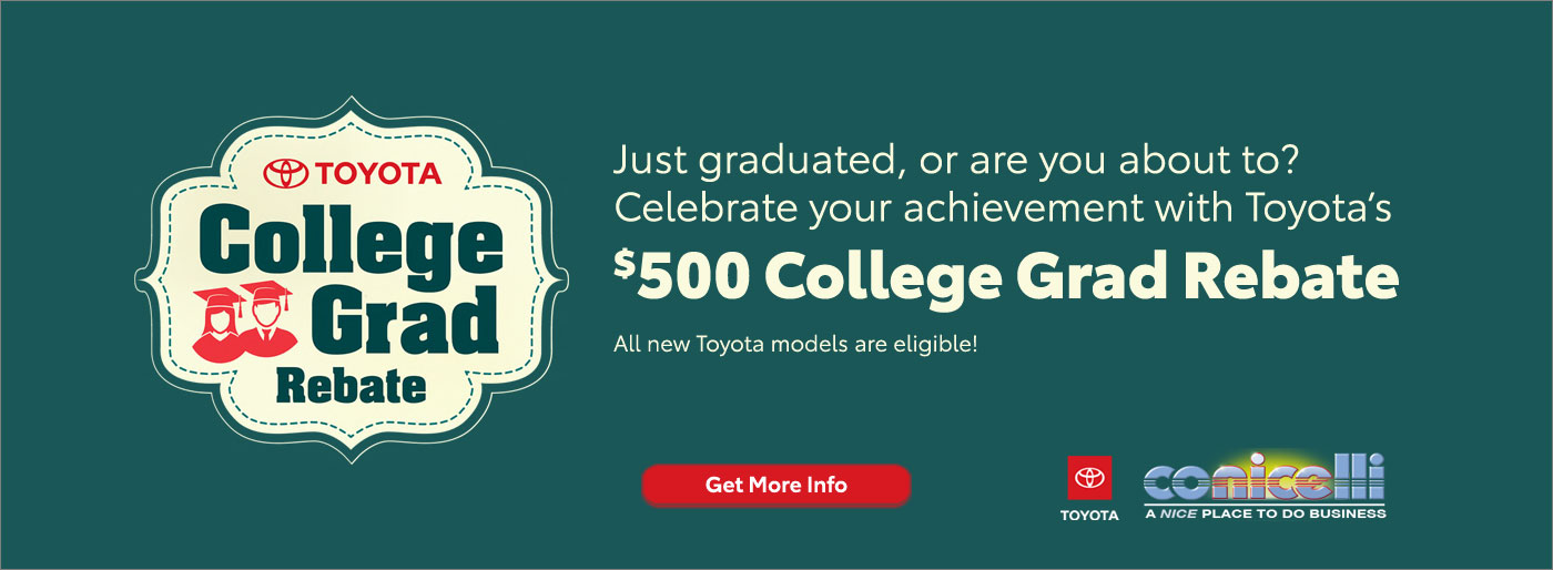 Conicelli Toyota of Conshohocken | Conshohocken, PA Toyota Dealer