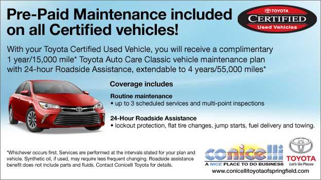 Why Buy Toyota Certified? | CPO Toyota Sales near Glen Mills, PA