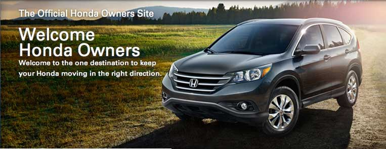 Owners Honda Com >> Honda Owners Website Has Been Completely Redesigned For Easier