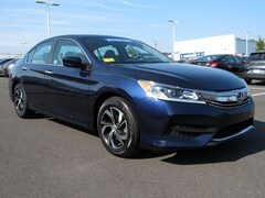 2017 Honda Accord Sedan LX LX CVT