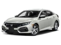2021 Honda Civic LX Hatchback