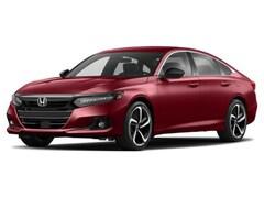 2021 Honda Accord Sport 1.5T Sedan