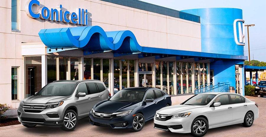 Honda Dealers In Pa >> Why Buy From Conicelli Honda Honda Dealer In Conshohocken Pa