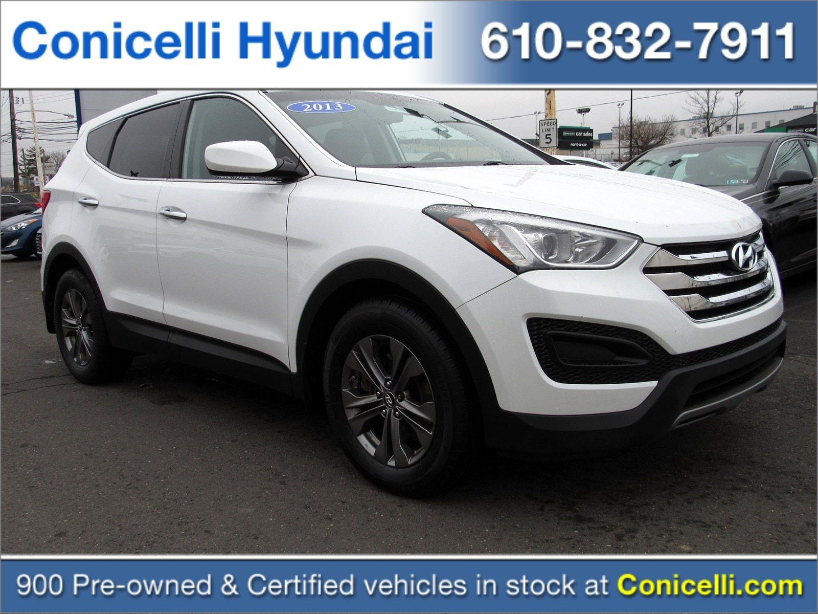 2013 Hyundai Santa Fe Sport AWD  Sport