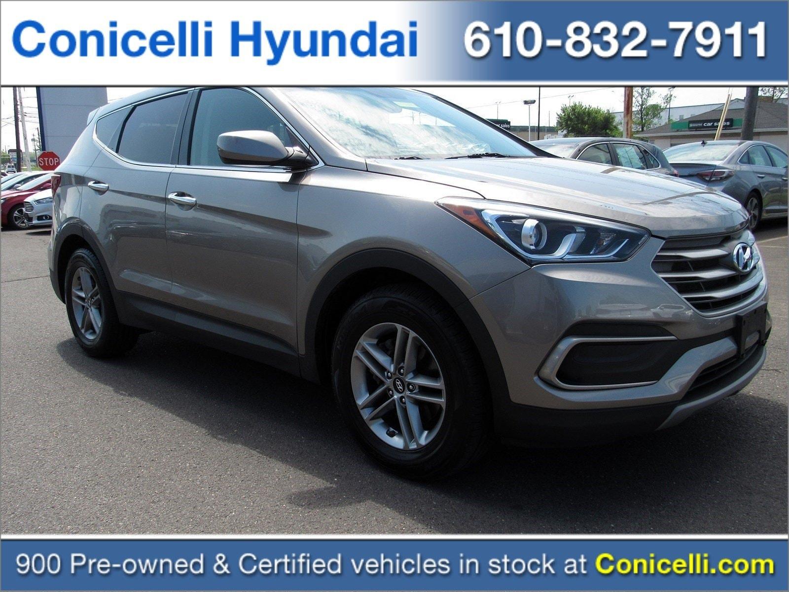 2018 Hyundai Santa Fe Sport 2.4L SUV