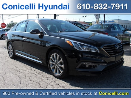 2016 Hyundai Sonata 2.4L Limited Sedan