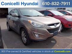 2012 Hyundai Tucson Limited PZEV SUV