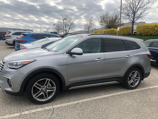 2019 Hyundai Santa Fe XL Limited Ultimate Limited Ultimate AWD