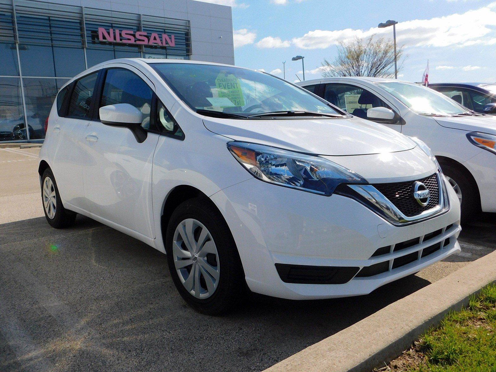 2017 Nissan Versa Note S Plus Hatchback
