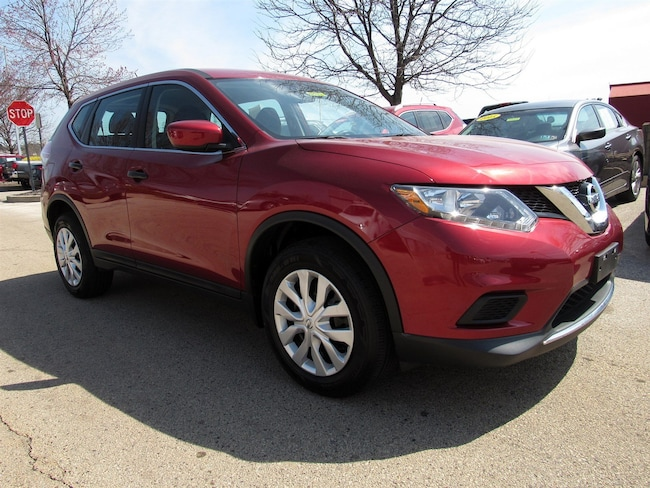 2016 Nissan Rogue S AWD  S