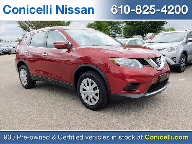 2015 Nissan Rogue S AWD  S