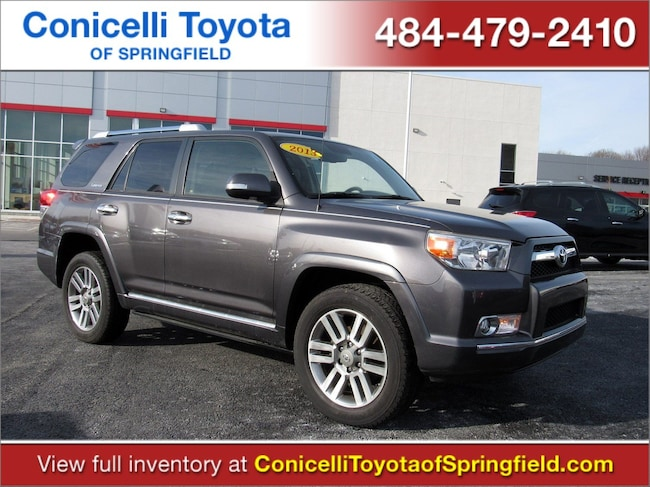 2013 Toyota 4Runner Limited 4WD  V6 Limited