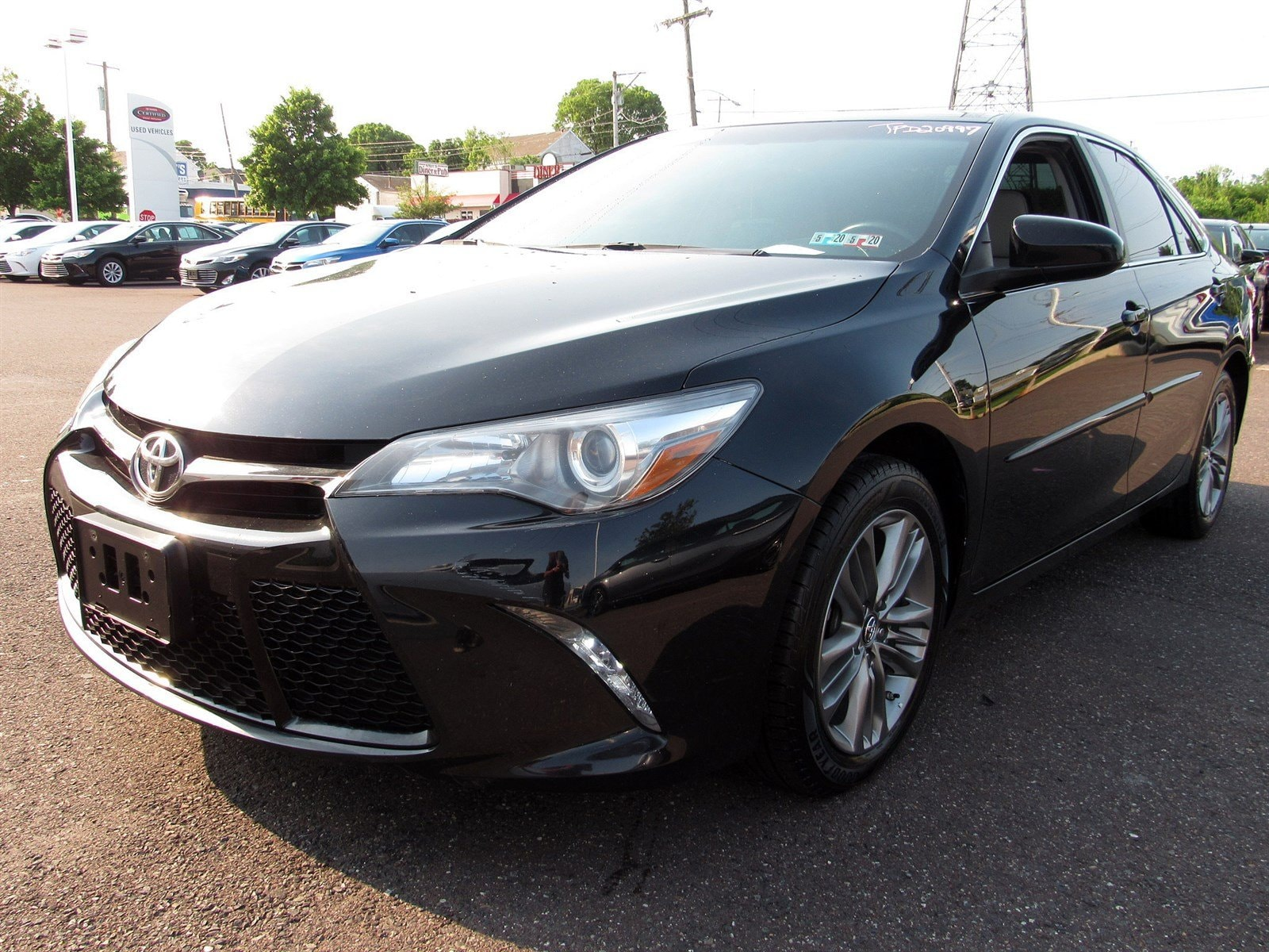 Used 2016 Toyota Camry For Sale at Conicelli Autoplex | VIN