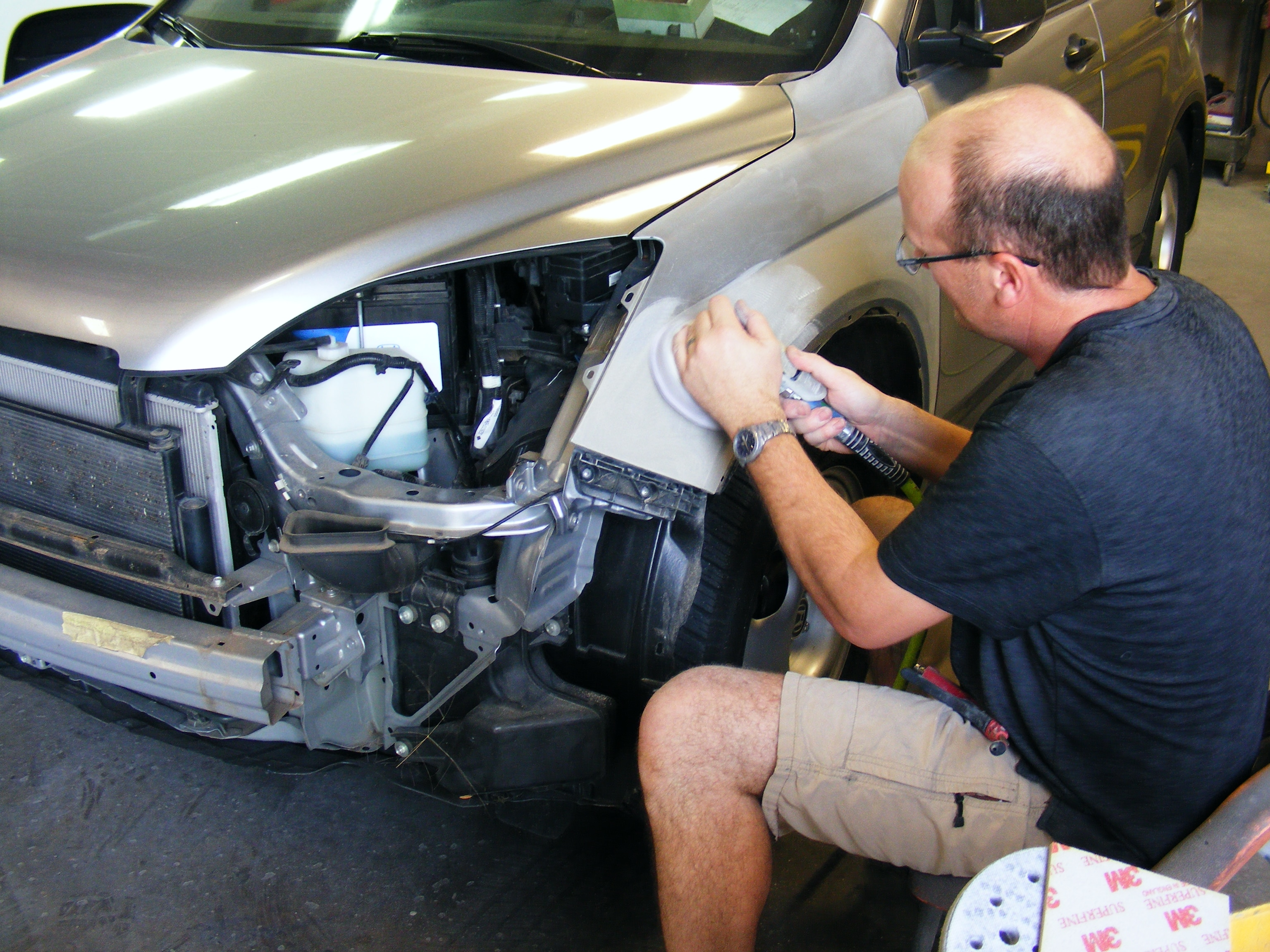 Conklin Cars Auto Body Shop Located In Hutchinson Newton Salina